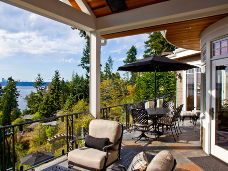 Outdoor Patios: Perfect for Summer