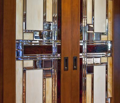 Design Elements: Glass Doors