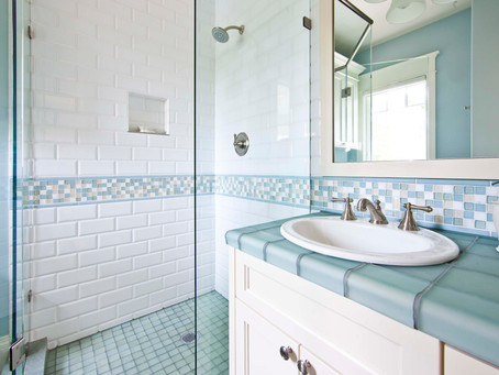 Kid's Bathroom: Youthful and Sophisticated