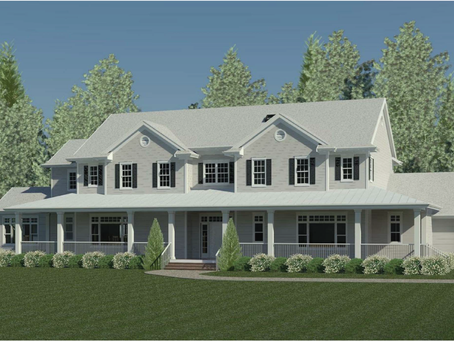 Digital 3D Models: See your home before you start building!