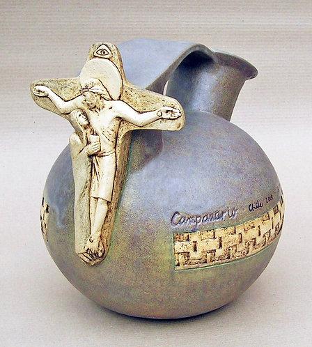 Prayer Vase for Pope John Paul II