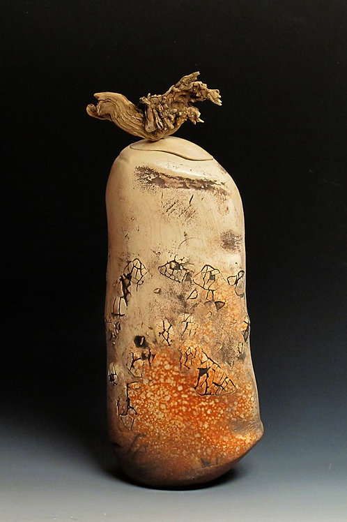 Lidded Vessel,  #228