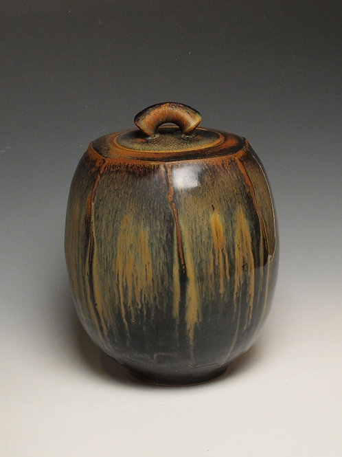 Covered Jar #46