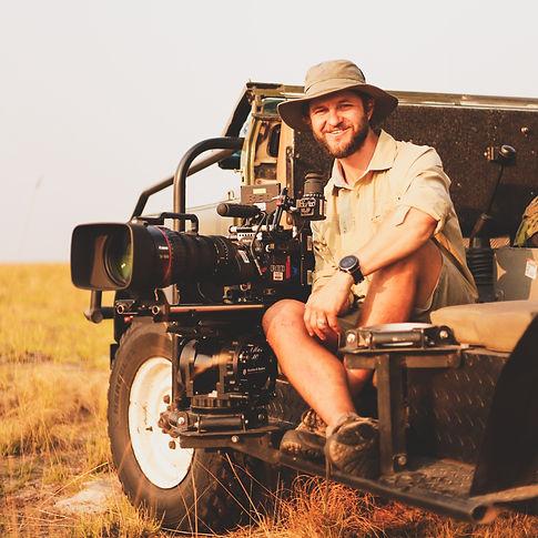 Matt Blair The Rusty Mokoro