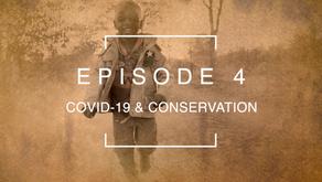 Episode 4: COVID-19 & Conservation with Simon Capon   Gonarezhou Conservation Trust, Zimbabwe.