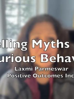 Dispelling Myths on Self Injurious Behaviors
