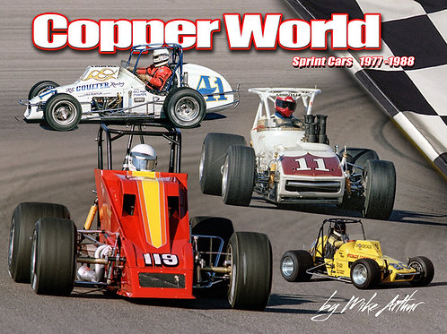 Copper World Classic Sprint Cars
