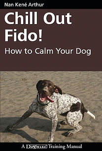 Chill Out Fido! How to Calm Your Dog. Book
