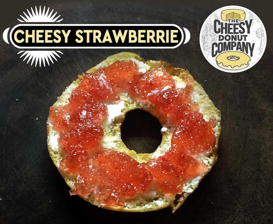 Cheesy Strawberrie