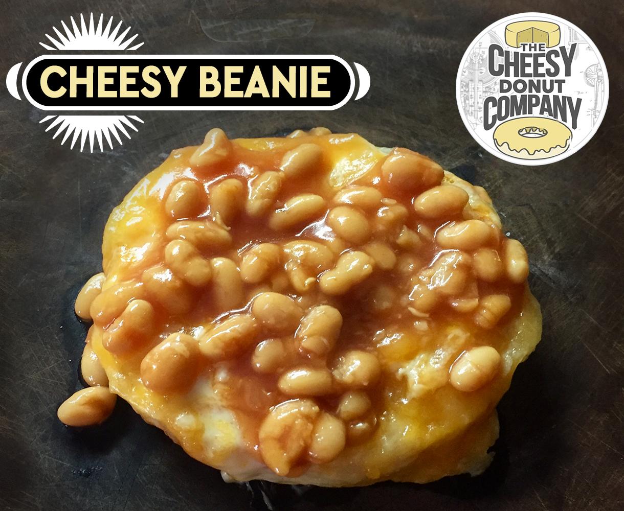 English Cheesy Beanie