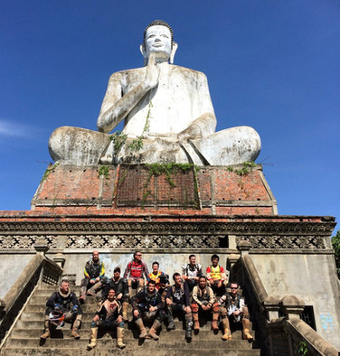 Cambodia MotorBike Tours - Respect The Locals Ways