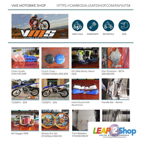 VMS - Vuts MotorBike Services