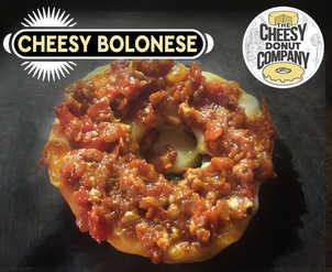 Cheesy Bolonese