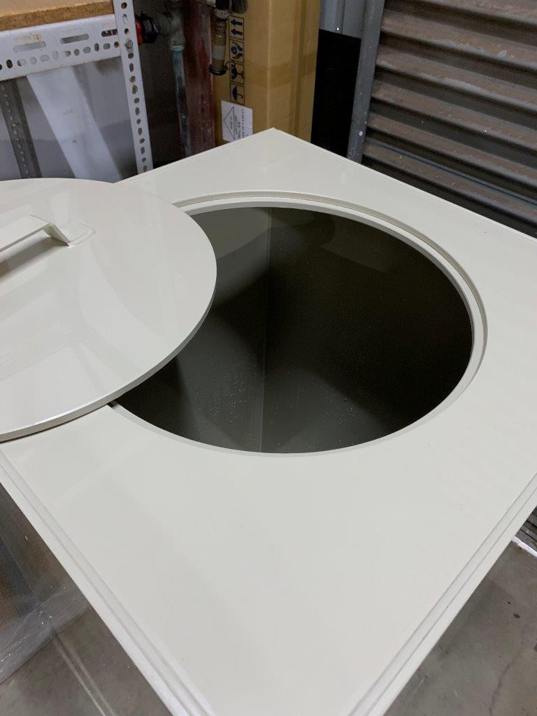Fabricated Polypropylene chemical tank