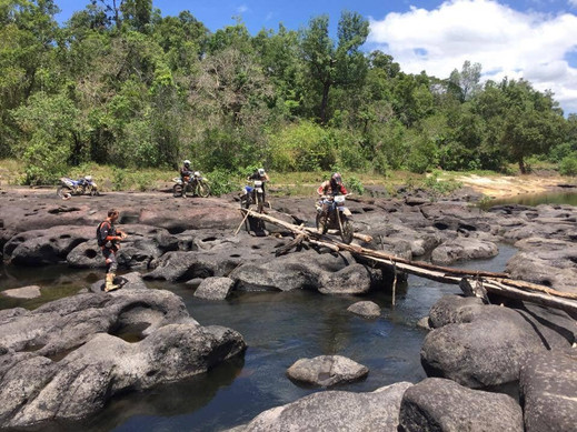Cambodia MotorBike Tours - Its an Adventure