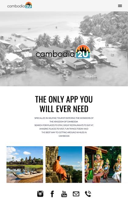 Cambodia2U