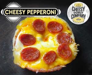 Cheesy Pepperoni