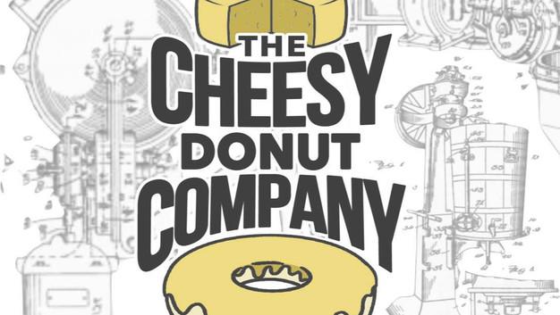 Cheesy Donuts