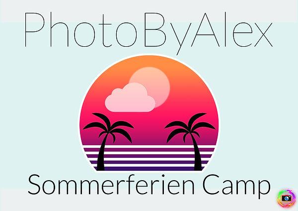 PhotoByAlex Sommerferien Camp