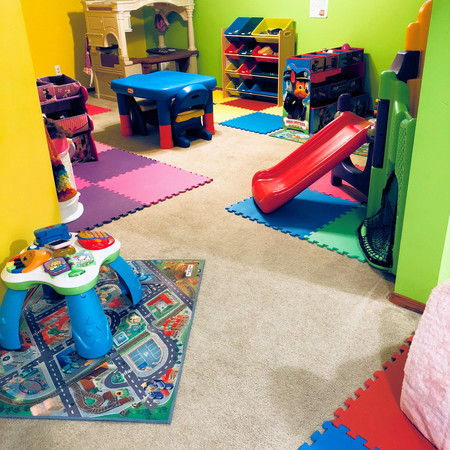 Free Play Area