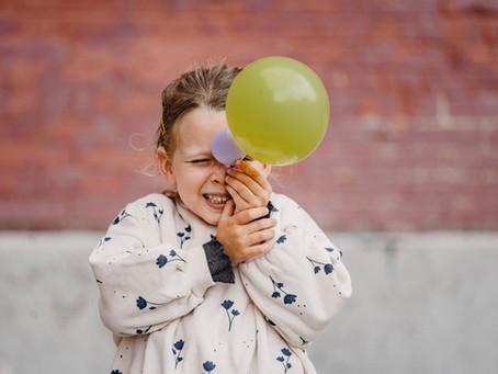 Nafres o llagues orals en nens.
