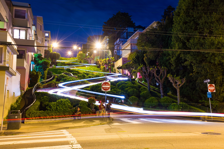 san francisco - lombard street 03