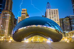 chicago - millenium park 01