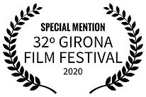SPECIAL MENTION - 32 GIRONA FILM FESTIVA