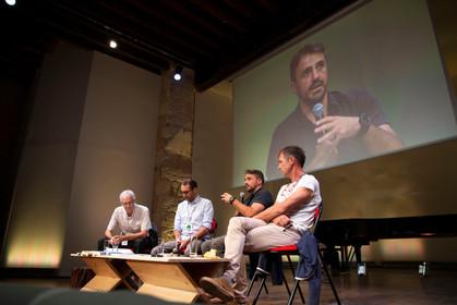 Raviver les braises du vivant - conférence @benjamin Cayzac