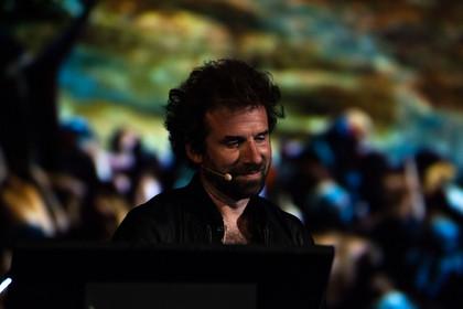 Live Magazine - Théâtre Antique - Cyril Dion @Benjamin Cayzac