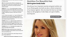 Nutrition For Beautiful Hair