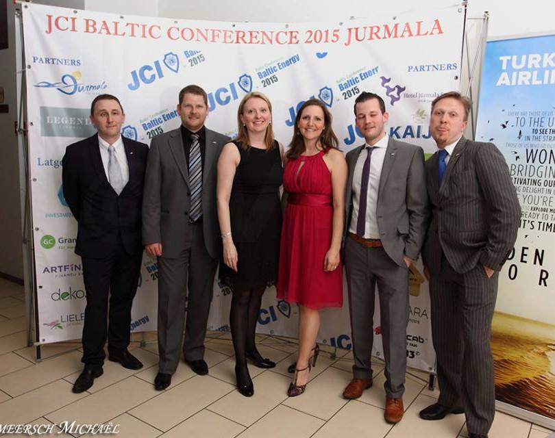 JCI Baltic Conference 2015