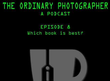 Episode 8: Creative Photography Book Recommendations