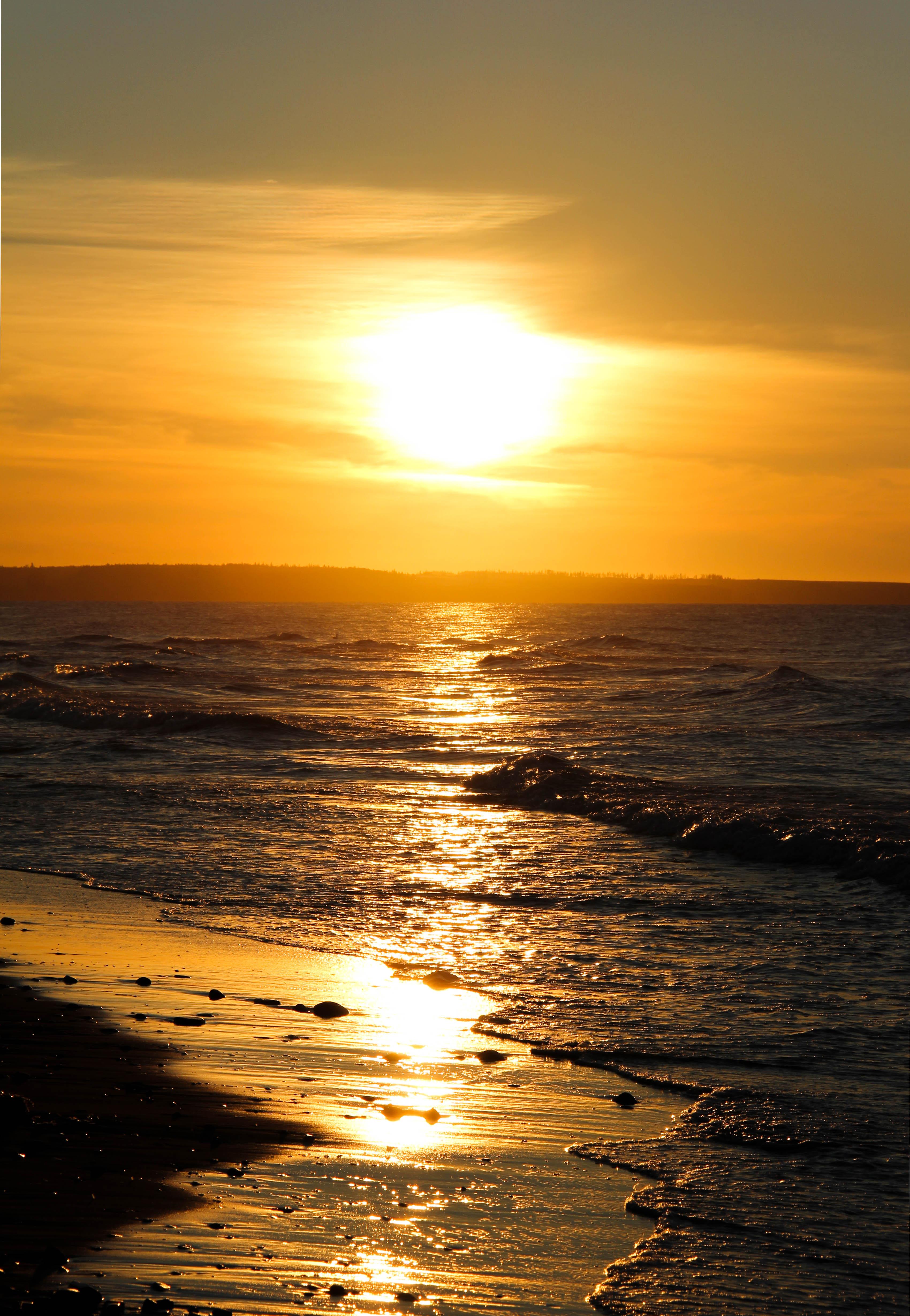 Cavendish Sunset