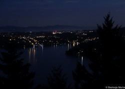 View of Brentwood Bay from Malahat 5 x 7.jpg