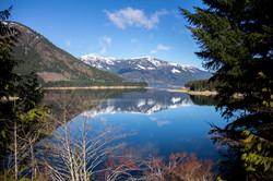 upper campbell lake 4 x 6