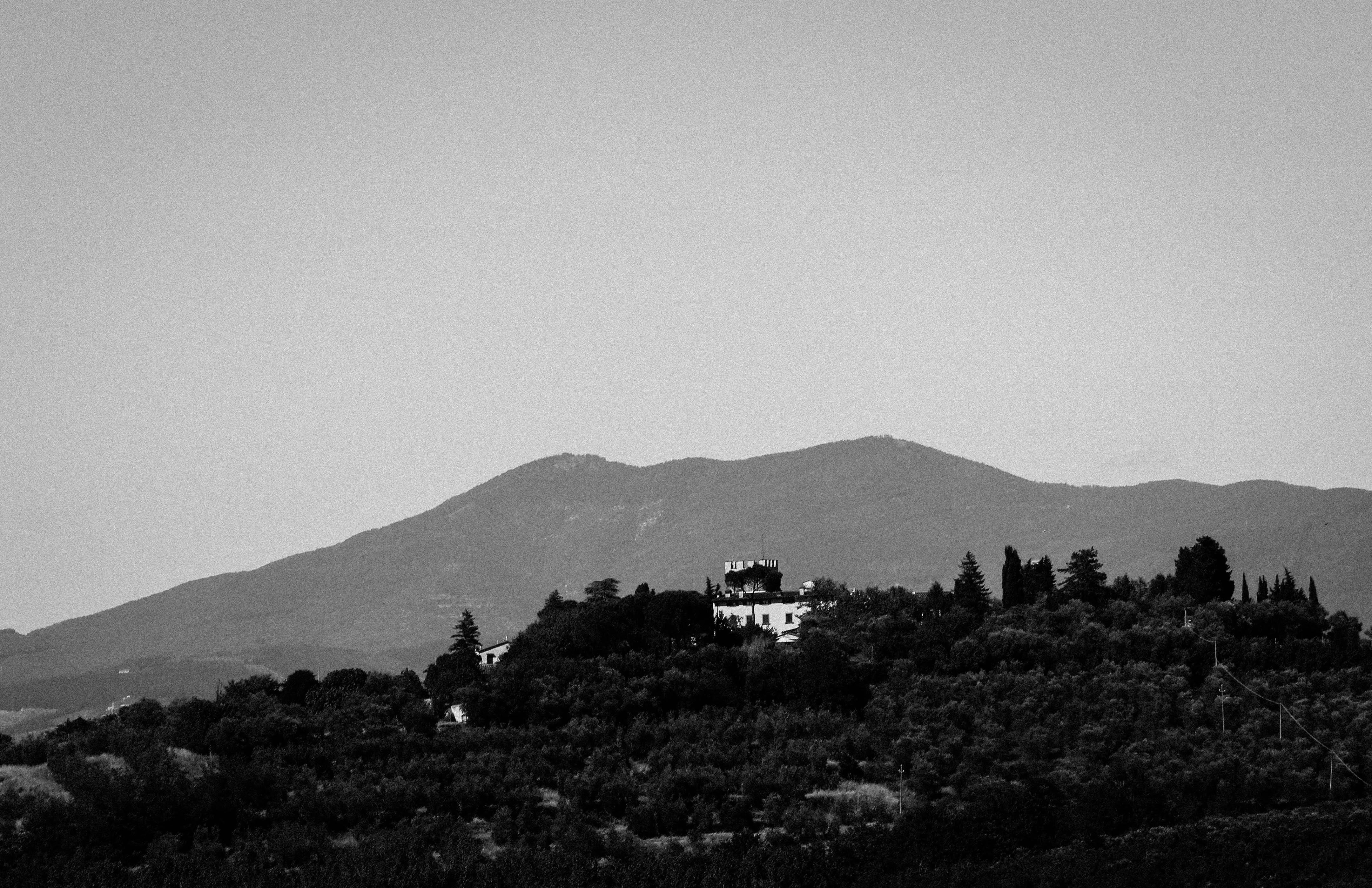 Tuscan Mountain