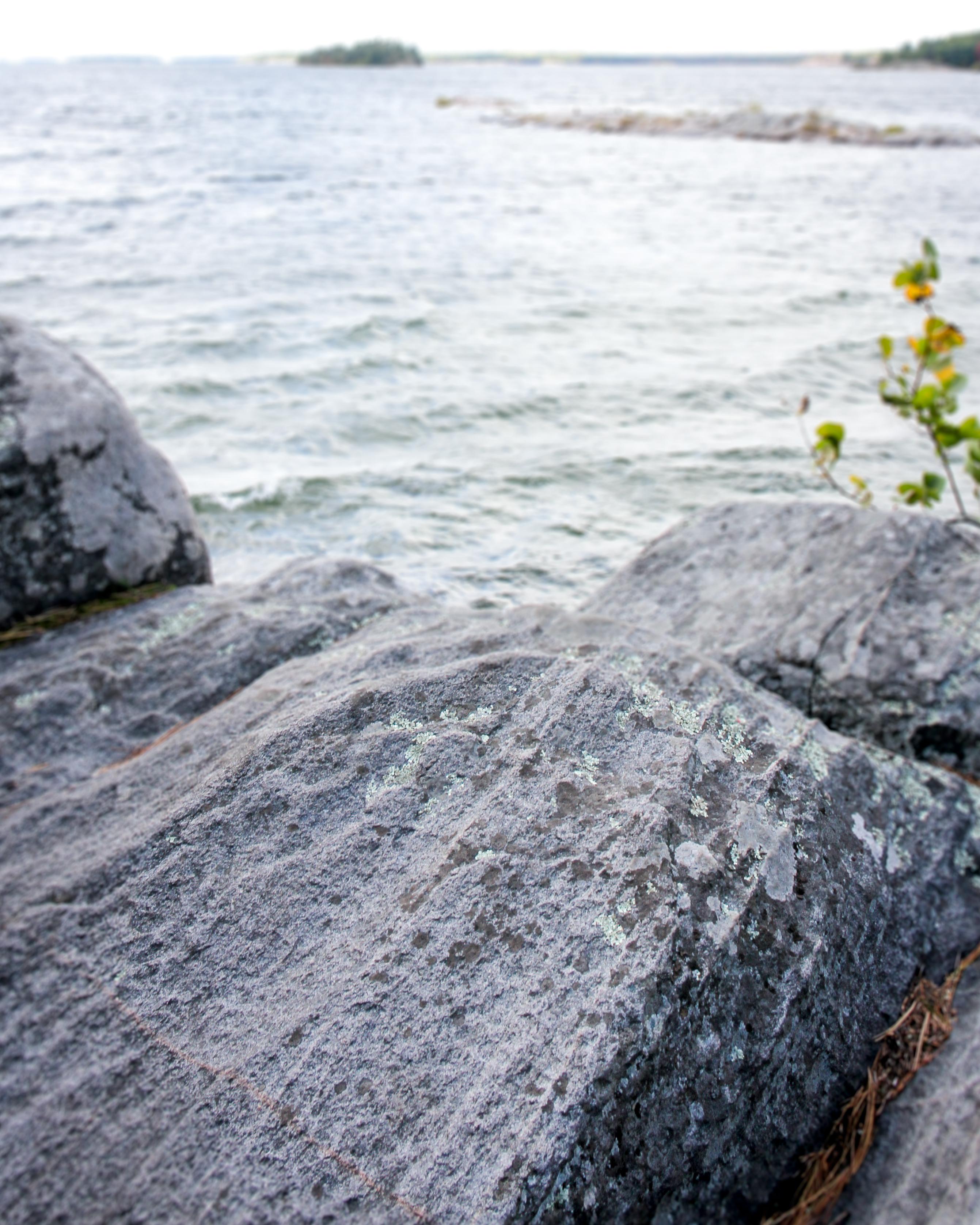 Killbear Georgian Bay Rock 8 x 10.jpg