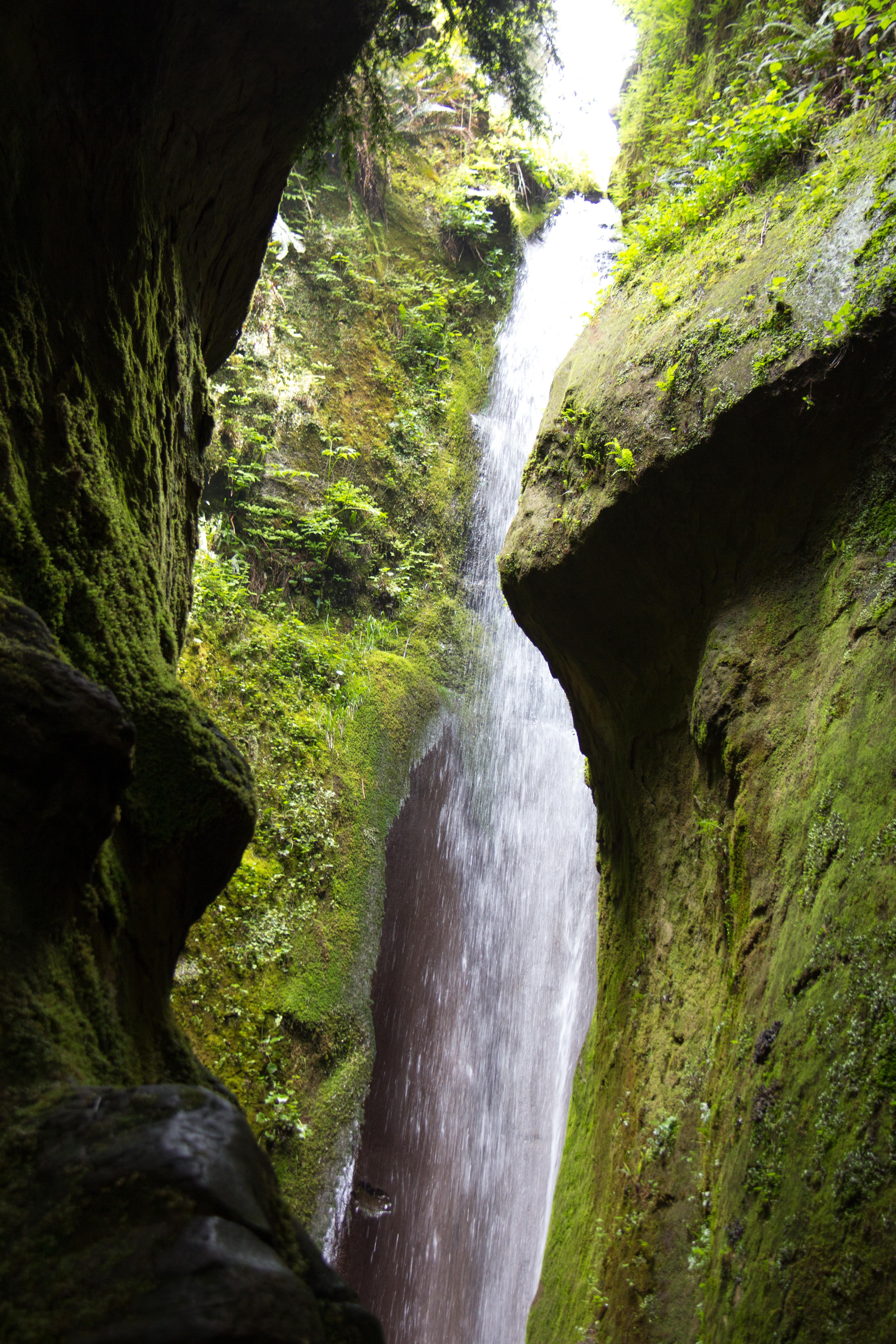 sombrio waterfall II