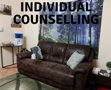 Individual Counselling - Face to Face