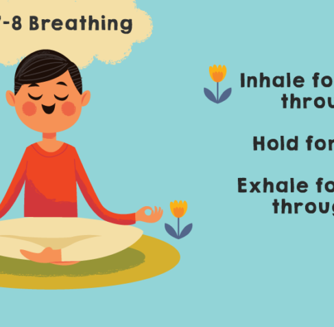 Breathing Technique to Reduce Anxiety