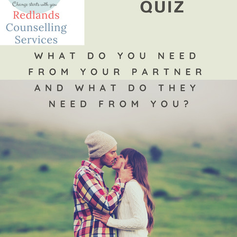 Love Languages Quiz For Your Relationship With Redlands Counselling Service