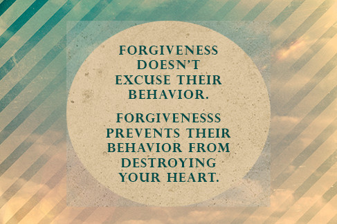How Do We Learn To Forgive In Our Relationship?