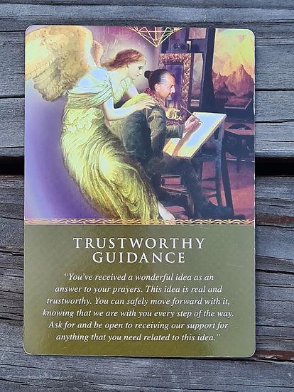 Trustworthy Guidance