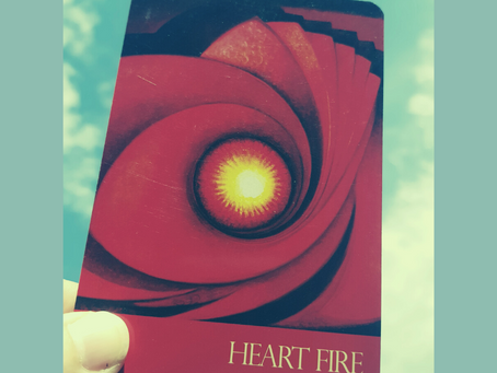 Heart Fire... what drives you?