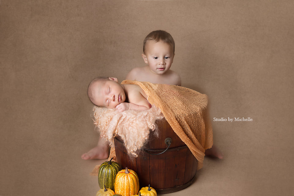 Sibling image photography