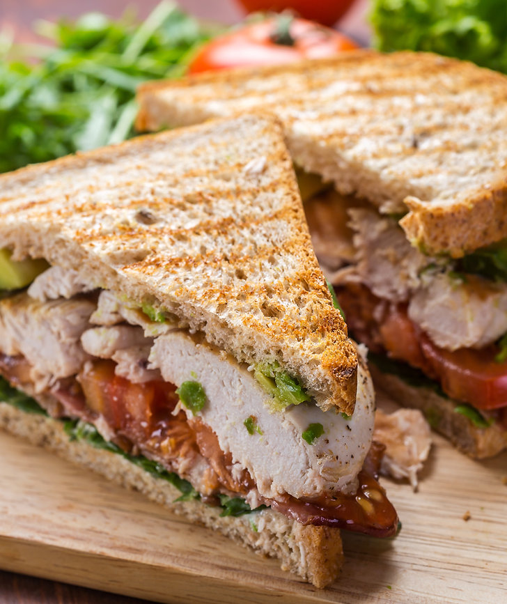 Deli Sandwices and more... Chariot Catering Services Los Angeles