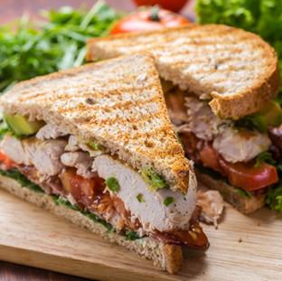 Chicken & Bacon Sandwich