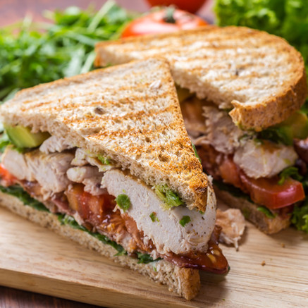 How healthy is your sandwich?