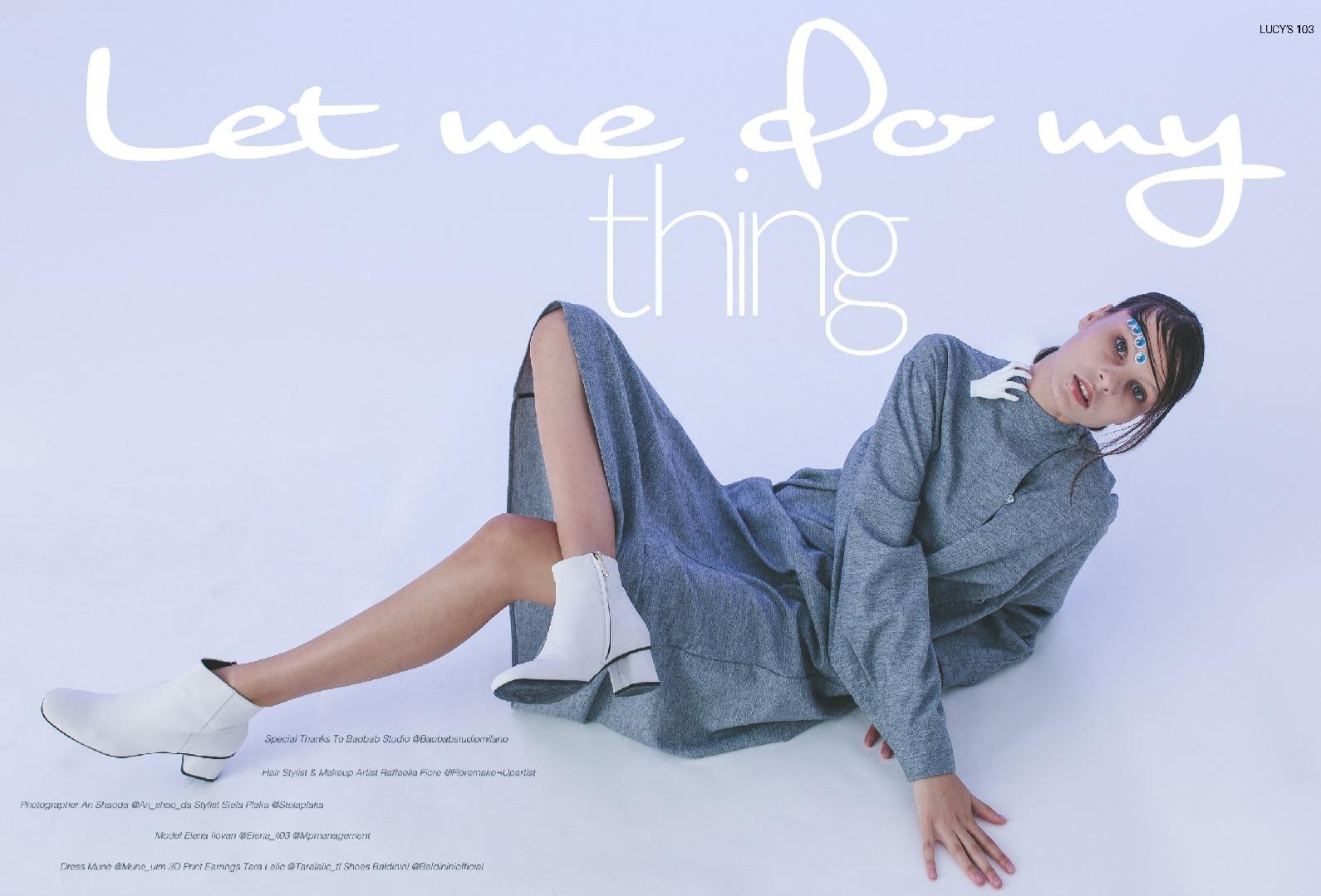 LUCY'S Magazine #48
